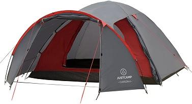 Tenda da campeggio Justcamp Carson, 4 posti