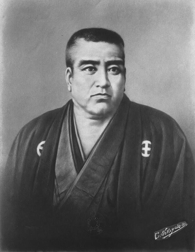 """Saigo Takamori, il guerriero giapponese che ha ispirato il film """"L'ultimo samurai"""""""