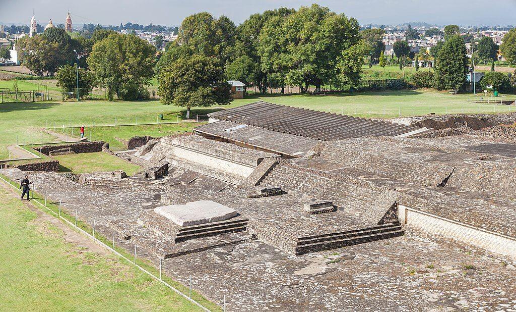 La Gran Piramide di Cholula