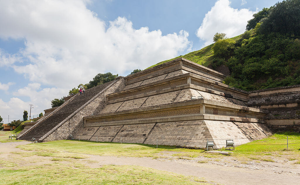 La misteriosa Piramide di Cholula, in Messico. È la più grande piramide al mondo.