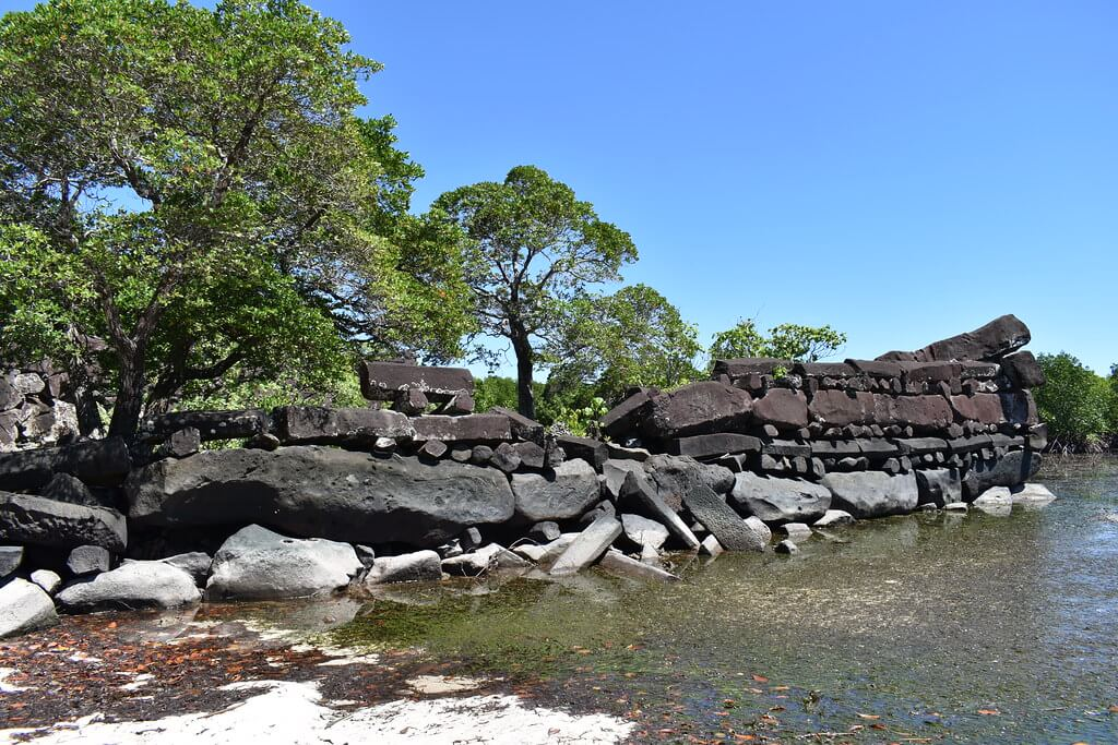 L'affascinante e misterioso sito archeologico di Nan Madol