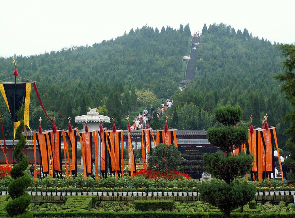 L'enigmatico Mausoleo di Qin Shi Huang. Uno dei luoghi più misteriosi della Cina