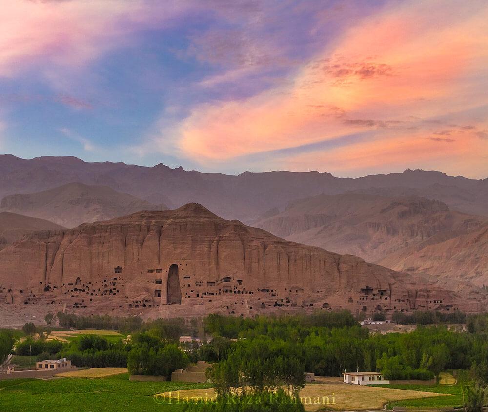 Bamyan, storica città dell'antica via della seta