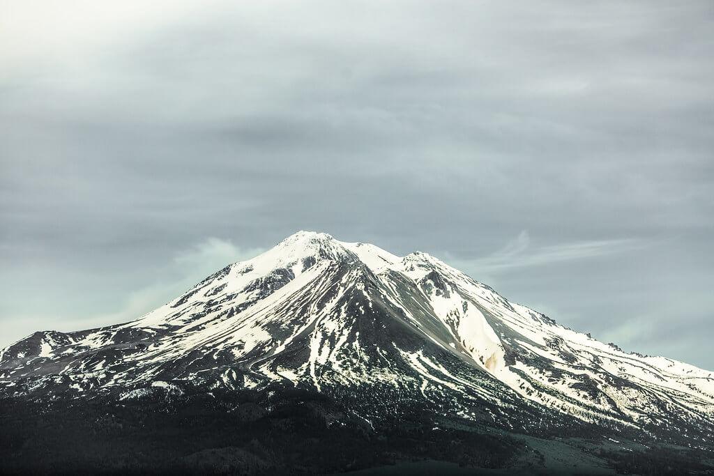 Monte Shasta, uno dei luoghi misteriosi del continente americano