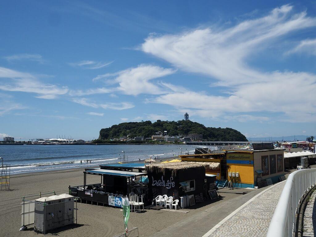Enoshima, isola nei pressi di Kamakura