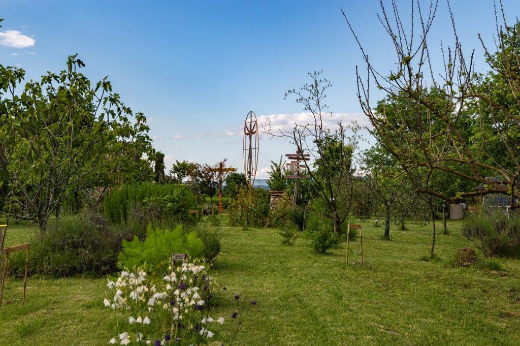 Il giardino didattico di Onano