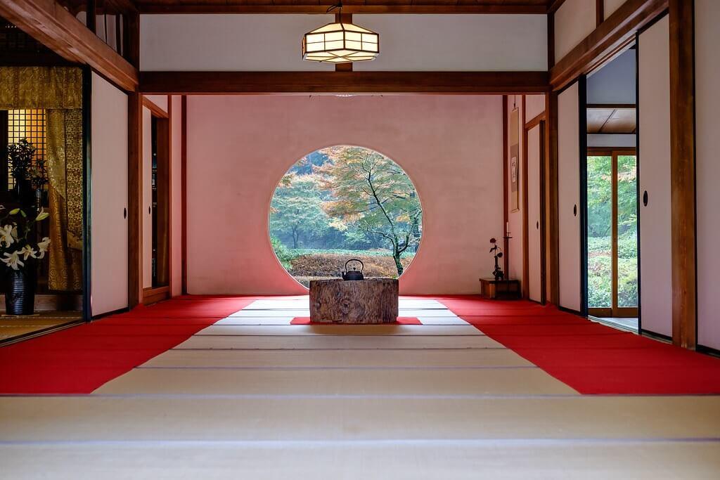 Meigetsuin, tempio di Kamakura della scuola Zen Rinzai